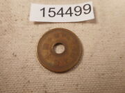 Very Old Chinese Dynasty Cash Coin Raw Unslabbed Album Collector Coin - 154499