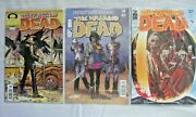 The Walking Dead 1 19 27 Rare Peruvian Variants Sp Key-issues Unopened.