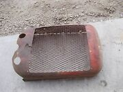 Allis Chalmers Ca Tractor Ac Front Nose Cone Grill Assembly W/ Screen