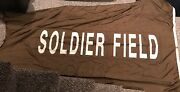 Soldier Field Flown Flag  Chicago Bears Could Be Best Tailgate Flag Ever