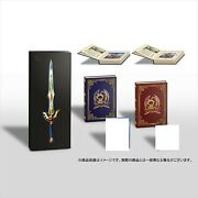 Square Enix Dragon Quest Xi Double Pack Braveand039s Sword Box Ps4 3ds Box Only Used