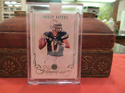 Panini Flawless Emerald Encased Base Card Chargers Philip Rivers 2/5 2014