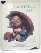Hummel Artguide W/prices Hardcover With Dust Jacket 1978 By John Hotchkiss