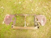 Amc Spirit, Amx, Concord, Eagle Front Core Support Radiator Battery Tray Nice