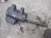 Ford 861 Tractor Org Ford 3pt Hitch Main Rockshaft Rock Shaft Lift Piston And Pin