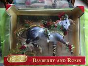 Breyer Bayberry And Roses 700117 Esprit Espirit Mold 2014 Holiday Horse [-]