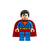 New Lego Superman From Set 76040 Justice League Sh156