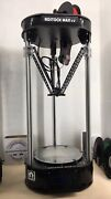 Seemecnc Rostock Max V2 With V3 Upgraded Arms And He280 Auto Level Hot End.
