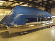 Boat Cover For 20and039 Pontoon Boat -manitou - 1996- 2012