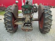 Firestone 13.6x 38 Field And Road F151 Tractor Tires 95 Tread And Oliver 70 80 Rims