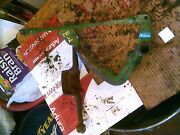 Oliver 770 Tractor Original Left Brake Pedal And Linkage Rod And Connecting Latch