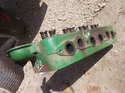 Oliver 66 Gas Tractor Ol White 1974-75 244 Engine Motor 4 Cylinder Head And Valves