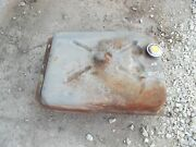 Ford 8n Running Tractor Gas Tank W/ Cap Ready To Use 8n