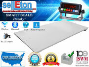 Floor Scales Industrial Warehouse Pallets 48andrdquo X 96andrdquo 4andrsquo X 8and039 20000 Lbs X 1 Lb