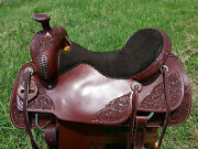 18 Spur Saddlery Ranch Roping Saddle Made In Texas
