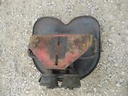 Ford 600 700 800 900 Series Tractor Original Easy Rider Seat Pan Assembly