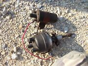 Ford 8n Tractor Engine Motor Side Distributor Drive Assembly Drive Gear Cap +coi