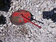 Ford 8n Tractor Pto Power Take Off Engagement Lever W/ Cover 8n 8 N