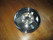 Rear Wheel For Harley Chopper Motorcycle - 16 X 3.5 - Possibly An Import