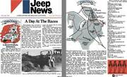 Jeep News Volume Two Fall/winter Issue