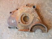 Ford 8n 8 N Tractor Original Engine Motor Front Cover Panel