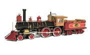 Occre Rogers No119 Locomotive 132 / G-45 Scale 54008 Wooden Train Model Kit