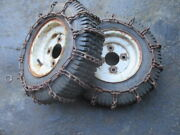 Ariens Snowblower Tire And Wheel Assembly Tires 924040 924050 Chains Wheels