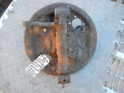 Mercedes Benz W187 W183 Right Axle Stub King Pin Spindle Brake Plate Adenauer