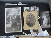 Large Collection Of Hundreds Of Antique And Vintage Photographs And Pictures Wow