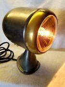 Refurbished Sparcraft Nautical Light For Your Wooden Boat Rat Rod Steampunk