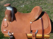 16 Spur Saddlery Ranch Roping Saddle - Made In Texas