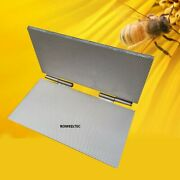 420220mm Beeswax Foundation Sheet Mold Machine Beekeeping Tool Casting Mould