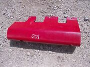 International 100 130 Ih Tractor Bottom Pedal Cover Panel