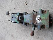 John Deere Mt Tractor Jd Hydraulic Lift Assembly With Pistons And Levers And Ports