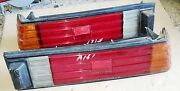 Mitsubishi Gallant A161 1984-85 Model Pair Of Rear Lights Stanley 043-6743
