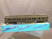 Ho Scale Athearn New York Central Standard Diner W/clerestory Roof