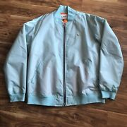 Rare Lifted Research Group Uplifted Flight Jacket 2xl New With Tags
