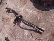 Farmall Ih 504 Tractor Rear Hydraulic Lines And Valve Block And Bracket Banjo Bolts