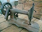 Antique Vintage Rare Old Collectible Swing Machine