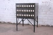 Industrial Age 30-drawer Parts Cabinet