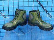 Hot Toys 16 Biohazard 5 Vgm06 Chris Redfield Bsaa Ver. Figure - Green Shoes