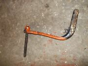 1939 Allis Chalmers B Tractor Main Clutch Pedal And Mounting Pin