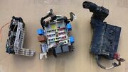 Fuse Boxes From Nissan Primera P12, Model 2002 Engine Qg16de, 1.6cc Used