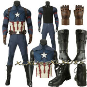 Hot Steven Cosplay Costume Halloween Outfit With Boots Halloween Clothing Set