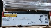 C Cooper Wiring Device 6501la-sp Decorator Switch Sale Lot 3840 Switches