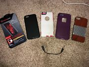 Iphone 6s Lot Of 4 Phone Cases Lifeproof Otter Box