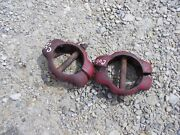 Farmall Cub Cub Low Boy Tractor Ih Ihc Wide Front Axle Housing Collars And Pins