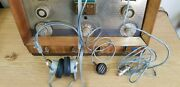 Vintage Maico H-1 Precision Hearing Test Instrument Oddities Steampunk Medical