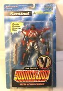 Spawn Ultra-action Figures Youngblood Series I Sentinel Mcfarlane Toys
