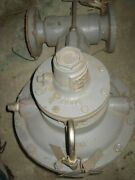 Fisher Controls Type 99h Valve Body 2 Port Size 150psi Max Pressure A1